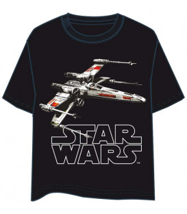 CAMISETA STAR WARS X-WING