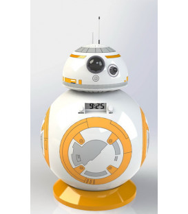 DESPERTADOR PROYECTOR STAR WARS: BB-8