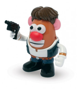 FIGURA MR POTATO HAN SOLO 17 CM