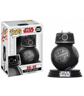 FUNKO POP BB-9E EPISODIO VIII