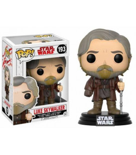 FIGURA POP STAR WARS EPISODIO VIII LUKE SKYWALKER