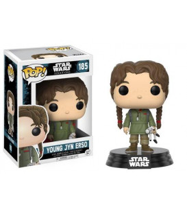 FUNKO POP YOUNG JYN ROGUE ONE