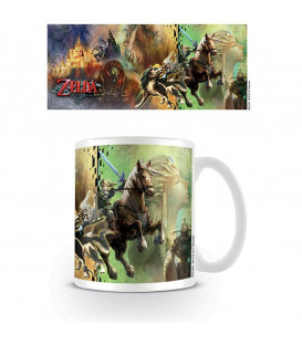 TAZA TWILIGHT PRINCESS ZELDA