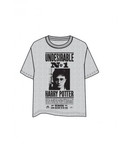 CAMISETA INDESEABLE Nº1 TALLA