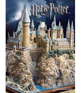 DIORAMA HOGWARTS HARRY POTTER