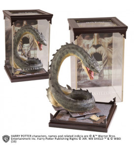 ESTATUA BASILISCO 19 CM HARRY POTTER
