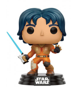FIGURA POP STAR WARS REBELS: EZRA
