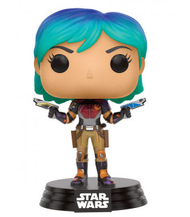 FIGURA POP STAR WARS REBELS: SABINE