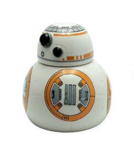 TAZA STAR WARS BB-8 3D