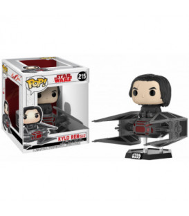FUNKO POP KYLO EN TIE FIGHTER