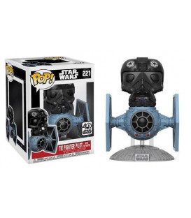 FIGURA POP STAR WARS: TIE FIGHTER WITH PILOT