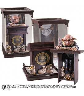 ESTATUA DUENDE GRINGOTTS 19 CM HARRY POTTER