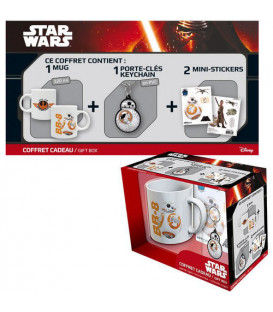 PACK REGALO STAR WARS BB8 2017