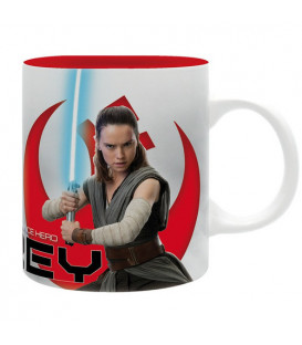 TAZA STAR WARS EPISODIO VIII REY JEDI