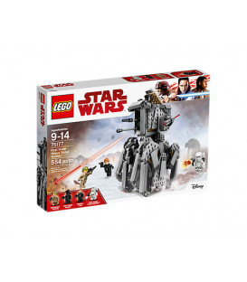 LEGO STAR WARS EP VIII FIRST ORDER HEAVY SCOUTER