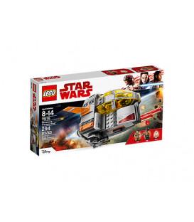 LEGO STAR WARS EP VIII TRANSPORTE RESISTENCIA