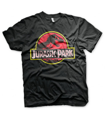 Camiseta Jurassic Park Clásica