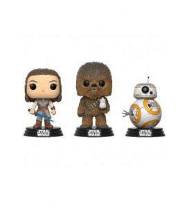 FUNKO POP PACK CHICOS MALOS STAR WARS