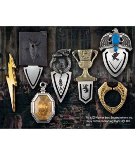 SET MARCAPÁGINAS HORROCRUXES HARRY POTTER