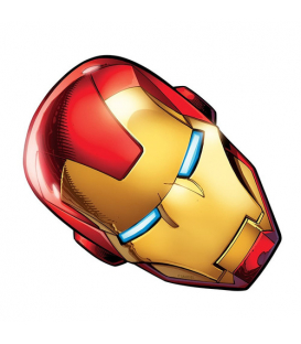 ALFOMBRILLA IRON MAN CASCO