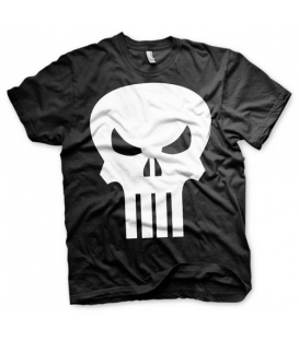 CAMISETA LOGO THE PUNISHER