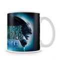 TAZA ALIEN GAME OVER