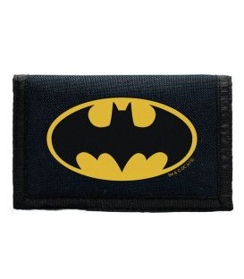 CARTERA BATMAN LOGO