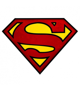 ALFOMBRILLA SUPERMAN LOGO