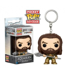 LLAVERO FUNKO POP AQUAMAN