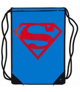 MOCHILA - SACO SUPERMAN LOGO