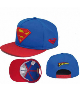 GORRA SUPERMAN CLÁSICA