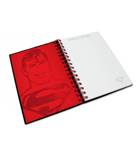 LIBRETA SUPERMAN DAILY PLANET