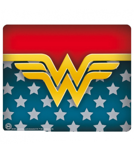 ALFOMBRILLA WONDER WOMAN LOGO