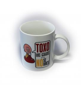 TAZA TOXO SE NACE
