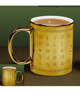 TAZA ITEMS ZELDA