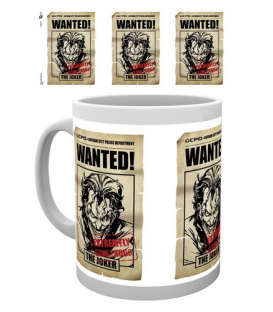 TAZA JOKER WANTED