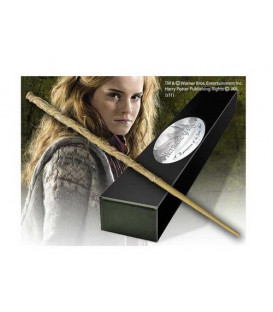 REPLICA VARITA HARRY POTTER: HERMIONE GRANGER