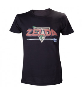 CAMISETA THE LEGEND OF ZELDA NES